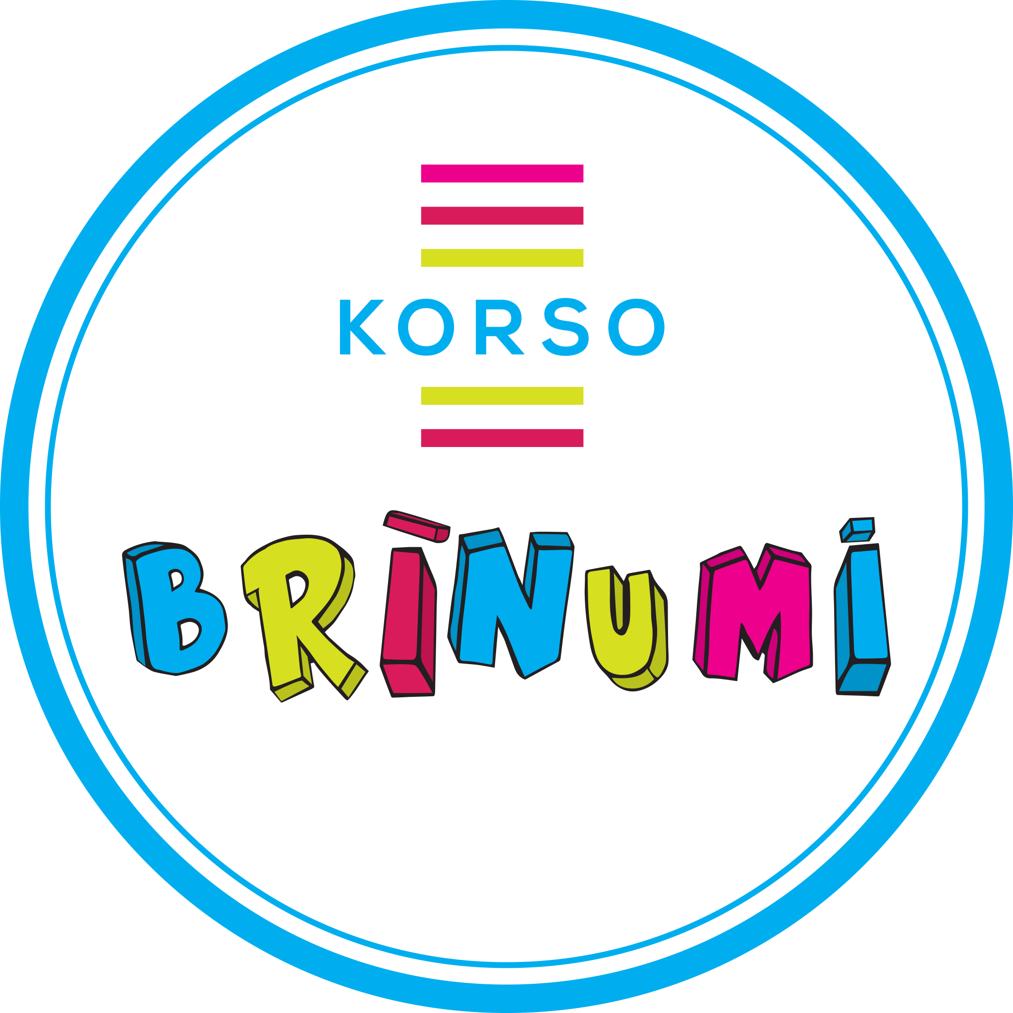 Zili Brīnumi Logo